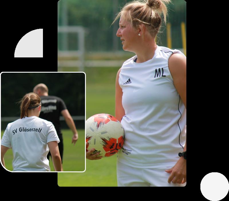 Frauen- und Juniorinnenfußball – SV Gläserzell