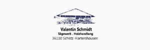 Valentin Schmidt – Sägewerk & Holzhandlung